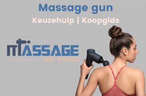 Massage gun kopen keuzehulp koopgids