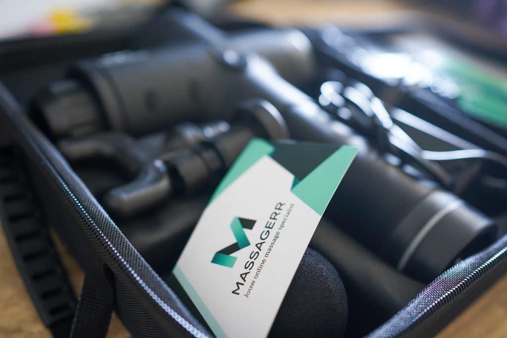 Massagerr Massage Gun review bol