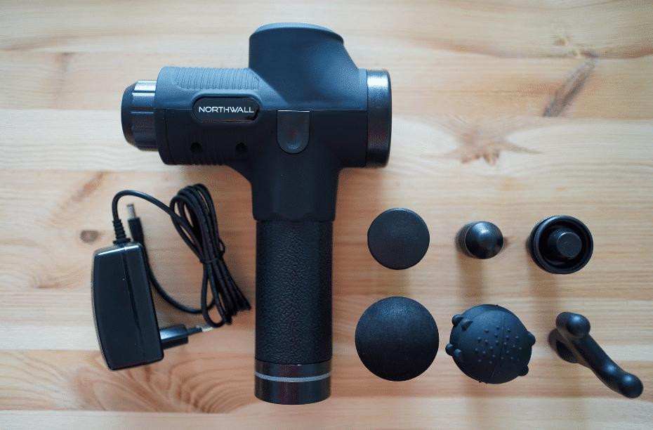 Northwall Massage Gun review