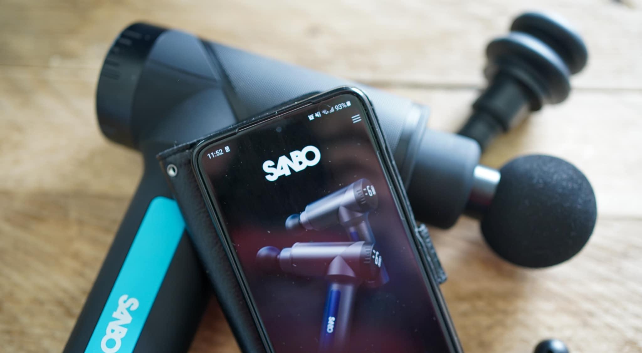 Sanbo-app-massage-gun