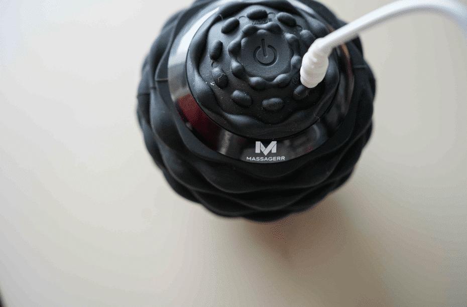 Opladen massagerr vibrerende massage bal